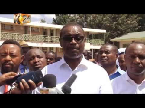 Nairobi Governor Dr. Kidero intervenes in Garden Estate School land fiasco
