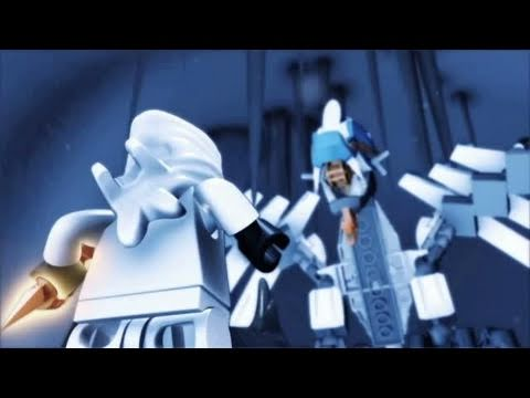 LEGO Ninjago - Trailer Ice Dragon