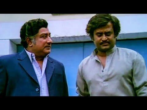 Padikkadavan Movie Scenes # Tamil Movie Best Scenes # Rajinikanth  Super Hit Scenes # Super Scenes