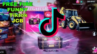 Free fire tiktok , jcbmeme, love story, funny clips ,fist fight 2019
