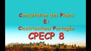 plaie et cicatrisation : CPECP 8