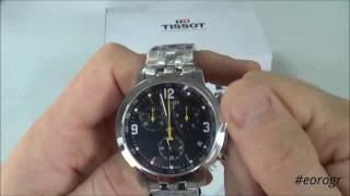 TISSOT T-Sport PRC200 Stainless Steel Chronograph T0554171105700