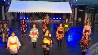 山口県立大学 水無月祭2016 奄美連合萩組15代目 男なら