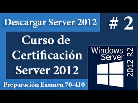 Descargar Windows Server 2012