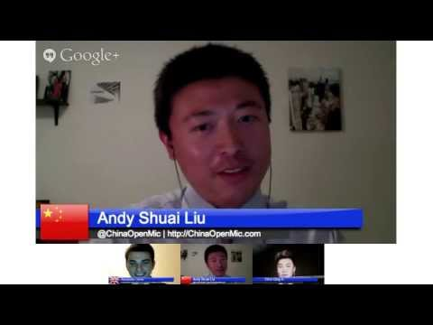 China Open Mic Hangout — Youth Entrepreneurship for Sustainable Development: Story of KREOD