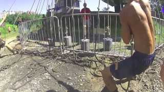 Spartan Race Super Wintergreen Virginia 2013 (First Person All Obstacles)