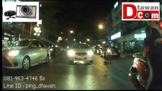 กล องต ดรถยนต anytek a100h กล องหล ง ตอนกลางค น by dtawancam