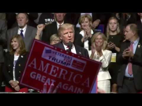 Donald Trump in Jackson Mississippi FULL Speech 8/24/16