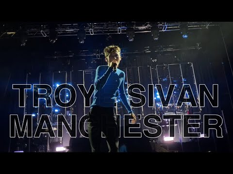 Troye Sivan Live - Manchester (Full Show)