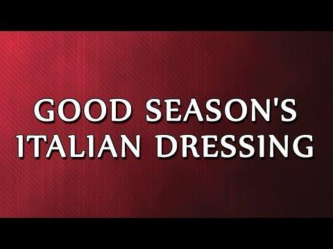 Good Season's Italian Dressing | RECIPES | EASY TO LEARN