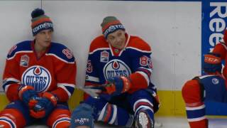 2017 Oilers Skills Competition presented by Rogers | Hardest Shot
