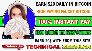 Earn Money Daily 20$ without investment |Live Payment Proof |Instant Withdraw