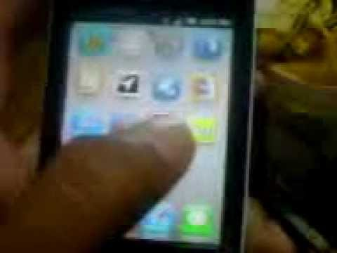 Sony ericsson xperia w8 iphone theme