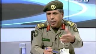 الجزء التاسع: لقاء اللواء سليمان اليحيى حول مكرمة تصحيح أوضاع اليمنيين
