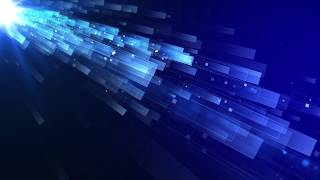 Dynamic Abstract  Geometrical Blue Animated Background loop ||…