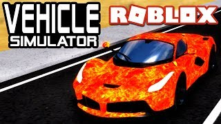 CUSTOM Car Skins in Vehicle Simulator!! | Roblox
