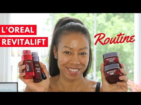 l'oreal-revitalift-skincare-routine-|-time-with-natalie