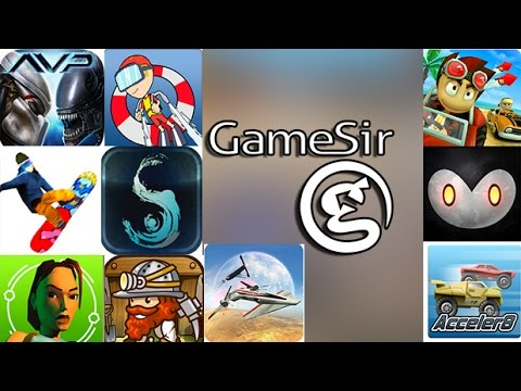 Top 10 Android games with GameSir controller support in Sept. 2016