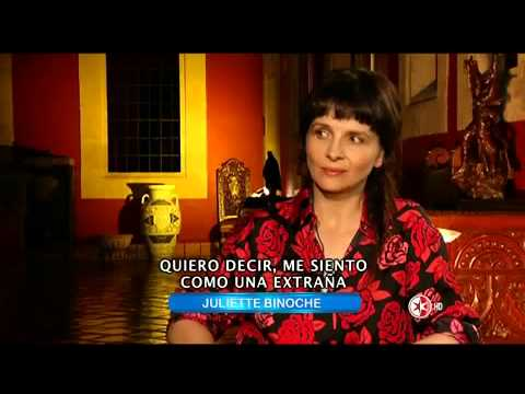La Entrevista por Adela – Juliette Binoche