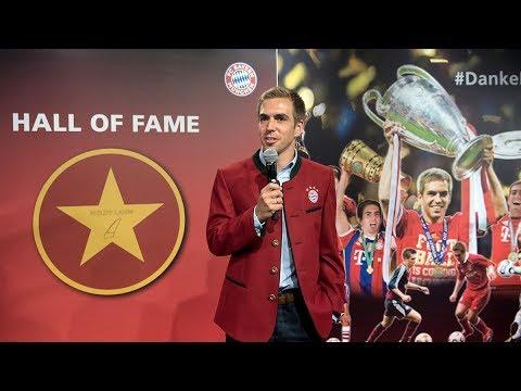 FC Bayern München: Philipp Lahm ist jetzt auch offiziell Bayern-Legende