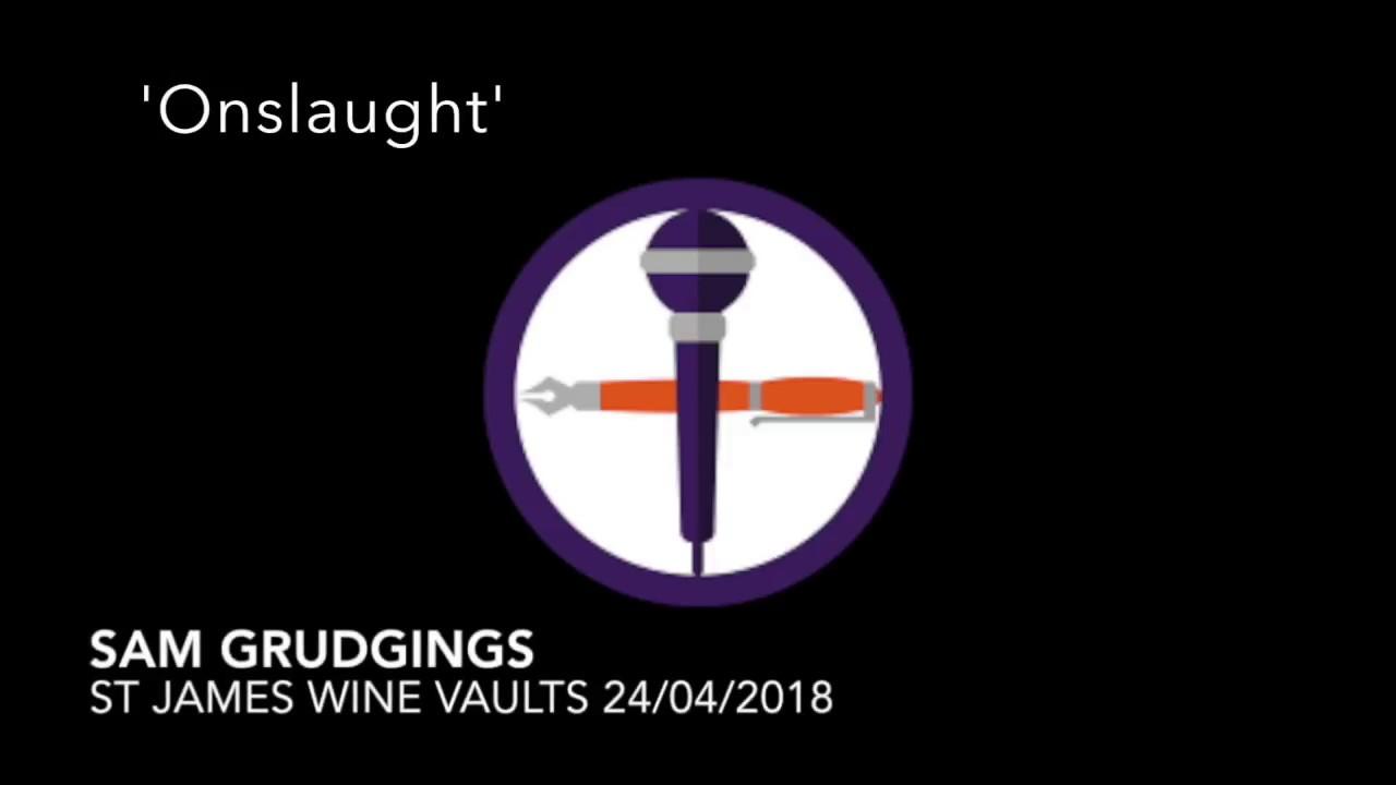 Sam Grudgings   'Onslaught'