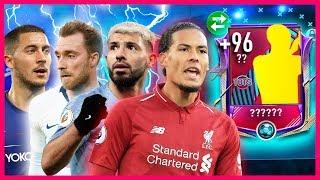 PAKETTEN İLK 11 96 GEN TOTS OYUNCUSU ÇIKARMAK FIFA MOBILE