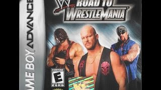 WWF Road to Wrestlemania (Nintendo Game Boy Advance) - Royal Rumble