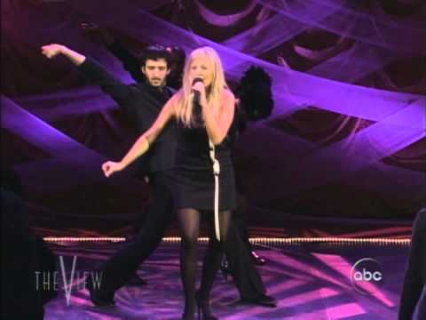 Emma Bunton - Maybe (LIVE on 'The View' 16/03/2005)