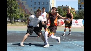 Turniej Streetball koszykówka 3x3 w Ostrołęce