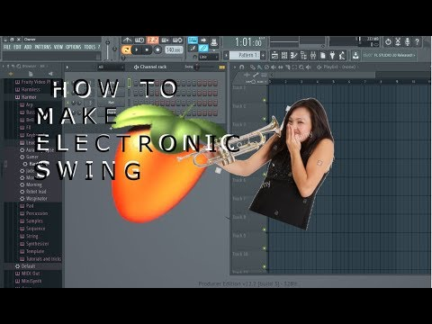 FL Studio Tutorial HOW TO MAKE ELECTROSWING [Real]