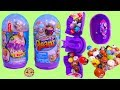 Mighty Beanz Surprise Blind Bag Capsules + Smash Race Track Toy