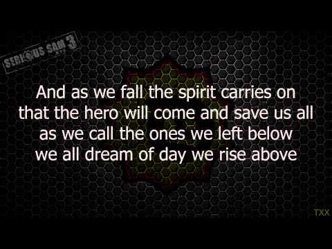 Serious Sam 3 BFE - Hero (vocal version) + lyrics
