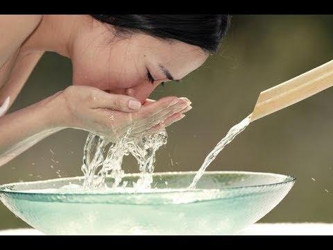 Уход за лицом. Вода. Какой водой умываться?