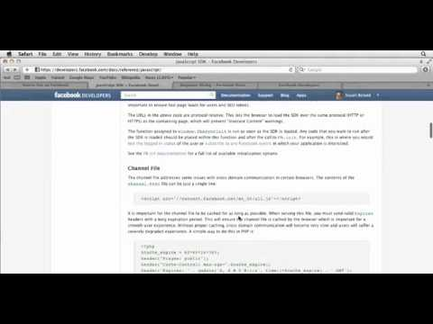 Amazon. In: buy facebook application development training video.