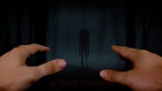 Realistic Minecraft - SLENDERMAN IN REAL LIFE!