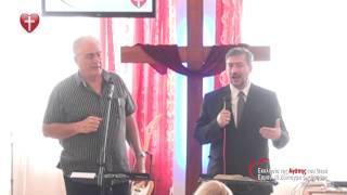 ΕΙΣΑΙ Η ΕΠΑΦΗ ΜΕΤΑΞΥ ΟΥΡΑΝΟΥ & ΓΗΣ  Costa Mitchell Εκκλησία Της Αγάπης του Θεού