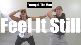 'Feel It Still' - by Portugal. The Man - HIT THE FLOOR - Cardio Dance Fitness