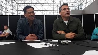NYCC 2018: Rufus Sewell and Joel de la Fuente talk The Man in the High Castle Season 3