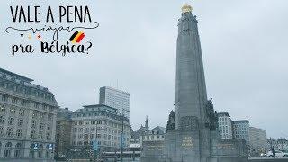 Vale a pena viajar pra Bélgica?