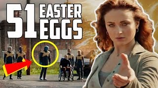 X-Men Dark Phoenix: Trailer Breakdown and Easter Eggs