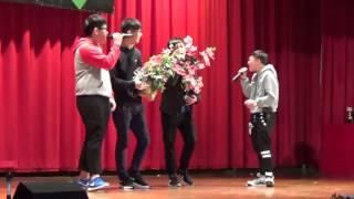 2015年度裘錦秋中學屯門歌唱比賽公開組投降吧