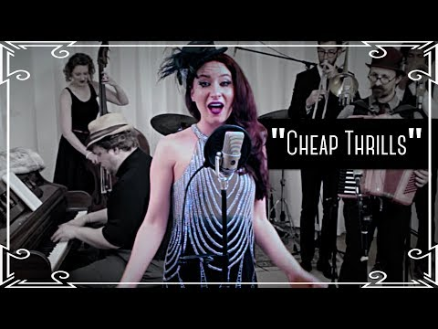 """""""Cheap Thrills"""" (Sia) - Circus Waltz Cover by Robyn Adele Anderson"""