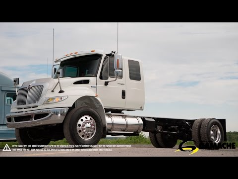 2013 INTERNATIONAL 4400 SBA TRUCK FOR SALE