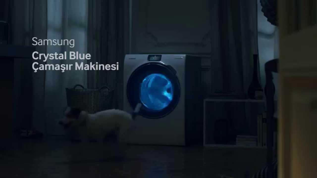 samsung crystal blue ama r makinesi youtube. Black Bedroom Furniture Sets. Home Design Ideas