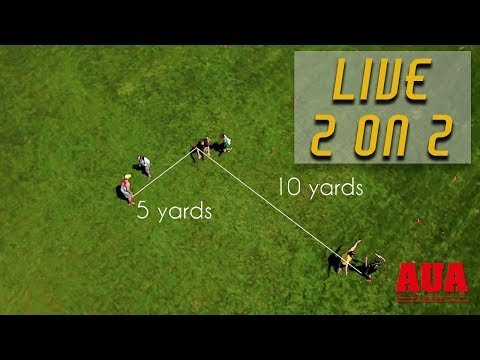 Ultimate Frisbee Drill: Continuation Cutting + Defending
