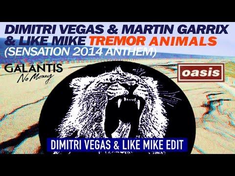 Wonderwall vs Tremor vs No Money vs Animals - Dimitri Vegas & Like Mike BTM Belgium 2016