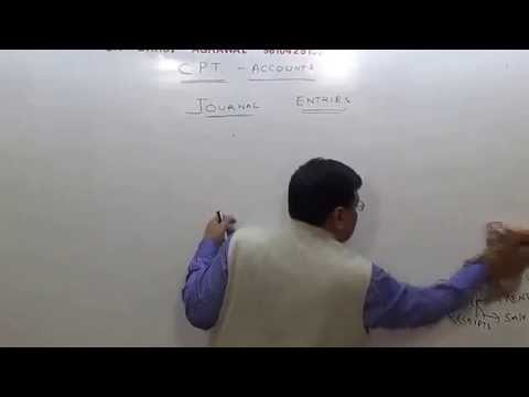 CA CPT- DHRUV Diamond rule of accounting By CA Dhruv