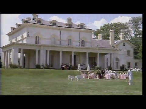 """Inviting you to a Garden Party.  It is 1891 at the Astor Mansion """"Beechwood"""" in Newport, RI"""