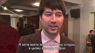 Міка Джонсон про віртуальну реальність   22.10.2018, Kyiv   Mika Johnson über virtuelle Realität