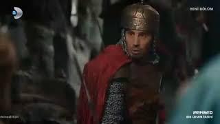 Delibaş Orhan`ı Kaleden Kaçırıyor!   Mehmed Bir Cihan Fatihi 2. Bölüm